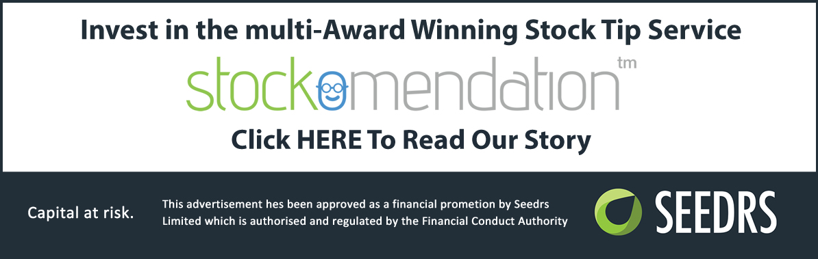 Stockomendation On Seedrs