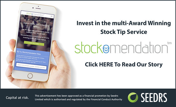 Stockomendation On Seedrs